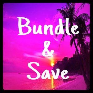 ⭐️💋⬇️PLEASE READ FOR BUNDLE SAVINGS⬇️💋⭐️